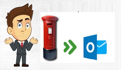Преобразование GNU Mail в Outlook PST для пользователей Windows