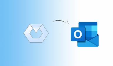 Как преобразовать поток электронных писем Hexamail в Outlook PST?