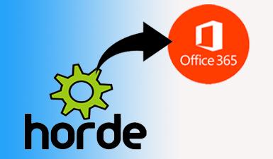 Как перенести электронную почту Horde Webmail в учетную запись пользователя Office 365?