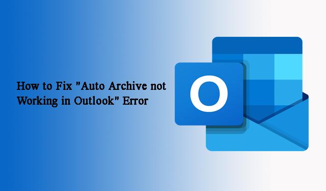 Как исправить ошибку «Автоархив не работает в Outlook» – ручные решения