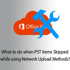 Вот что нужно сделать для пропущенных элементов импорта PST-файлов в Office 365