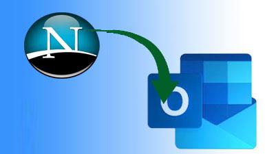 Как конвертировать Netscape Mail в Outlook