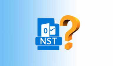 Что такое файл NST в Outlook и как преобразовать NST в формат PST?