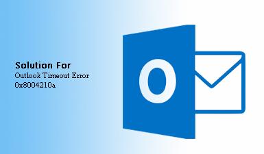 Что такое «Ошибка тайм-аута Outlook