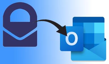 Как конвертировать электронную почту из ProtonMail в Outlook PST?