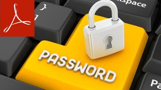 Как разблокировать / удалить пароль открытия документа для файлов PDF