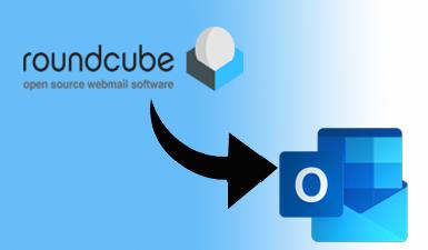 Как перенести или конвертировать электронные письма RoundCube в Outlook PST?