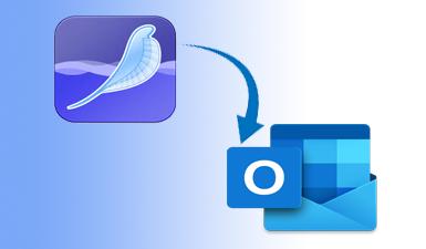 Как экспортировать почту SeaMonkey в Outlook PST