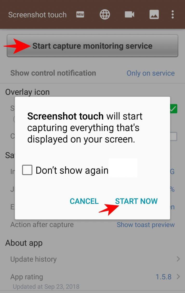 Как делать скриншоты на Android – лучше и быстрее