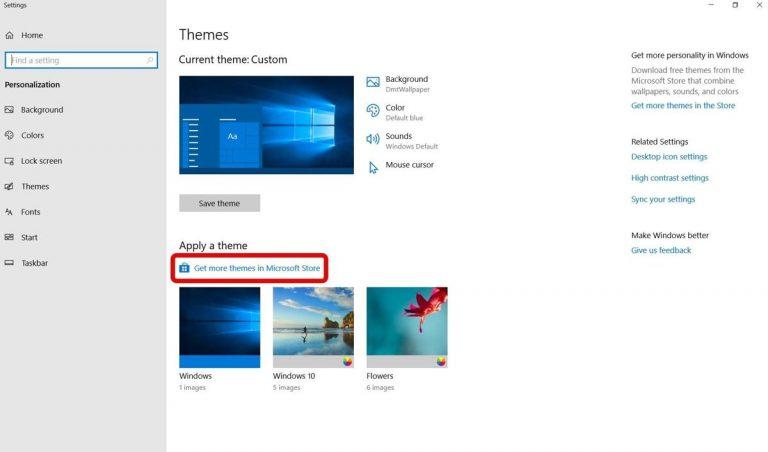 Как персонализировать Windows 10 под свои нужды