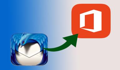 Как перенести Thunderbird в Office 365?  Быстрый способ миграции почтового ящика