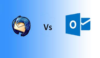 Thunderbird против Outlook    Полное сравнение по характеристикам