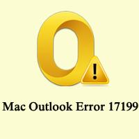Устранение неполадок с сообщением об ошибке «Произошла неизвестная ошибка в Outlook Mac 17199»