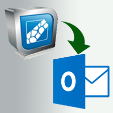 Как экспортировать электронные письма встреч и Zarafa Webapp в Outlook PST?