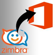 Как перенести электронную почту Zimbra в Office 365
