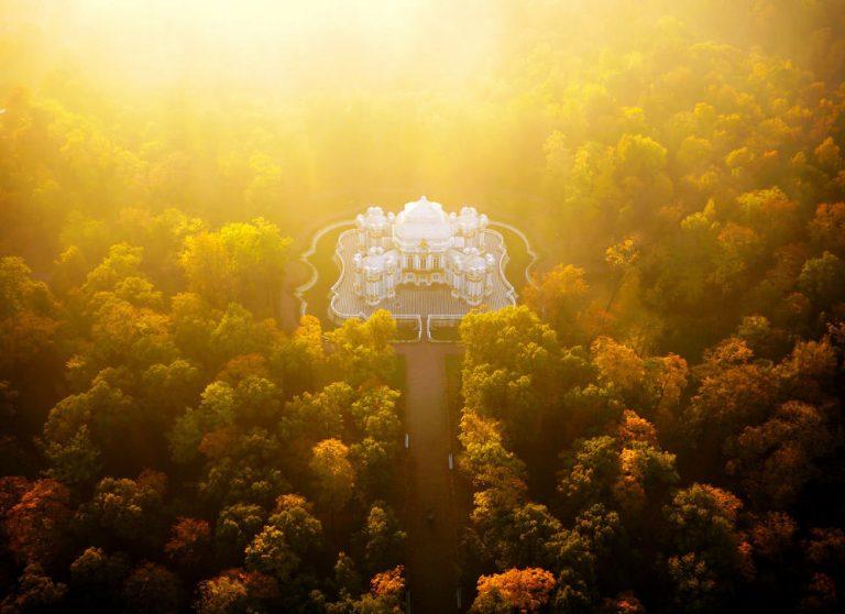 Аэрофотосъемка: 30 потрясающих снимков с дрона