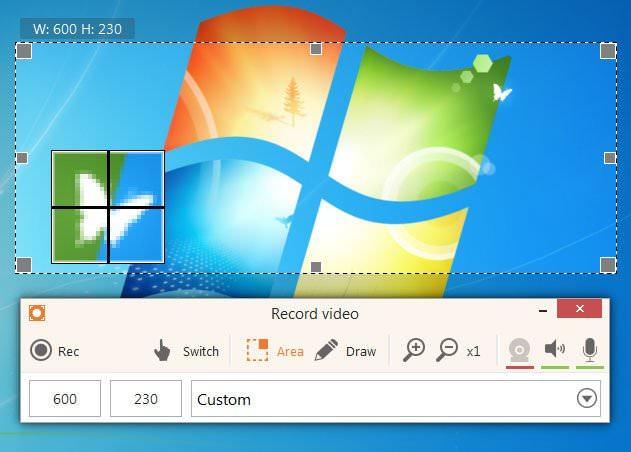 5 лучших бесплатных программ для записи экрана для Windows