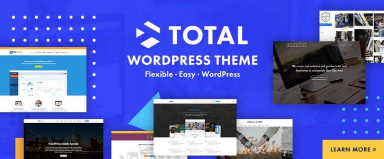 Создавайте лучшие сайты с помощью этих 9 многоцелевых тем WordPress