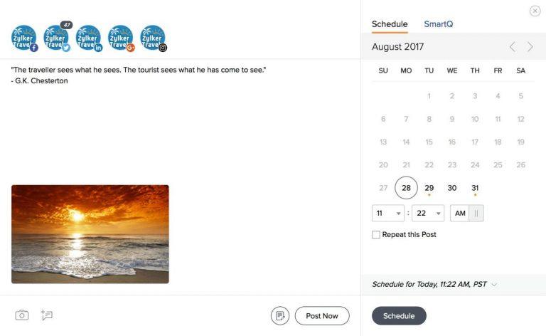 12 инструментов для публикации контента в социальных сетях в нужное время