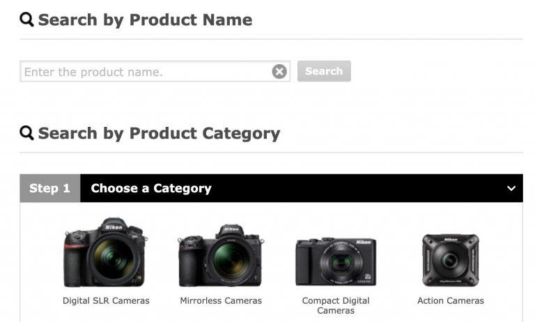 Как обновить прошивку камеры Nikon