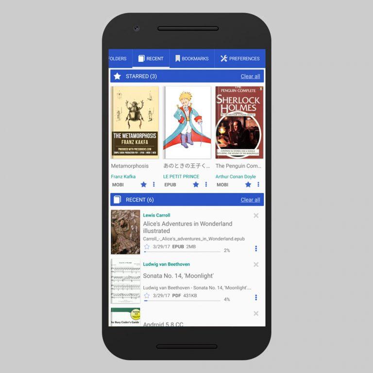 Бесплатные приложения PDF для смартфонов и планшетов – Лучшее