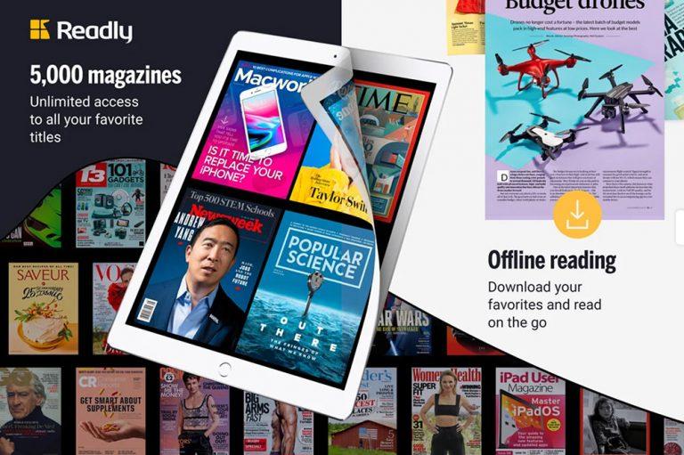 25 бесплатных журналов, которые можно загрузить из Apple App Store