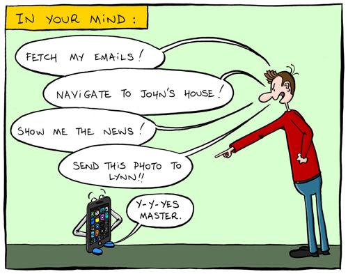 Смартфоны и вы – кто на самом деле все под контролем?