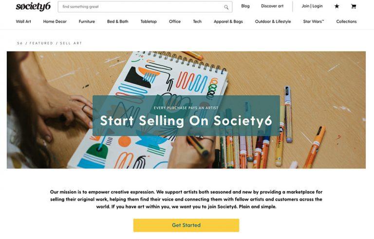 5 мест для продажи ваших работ в Интернете