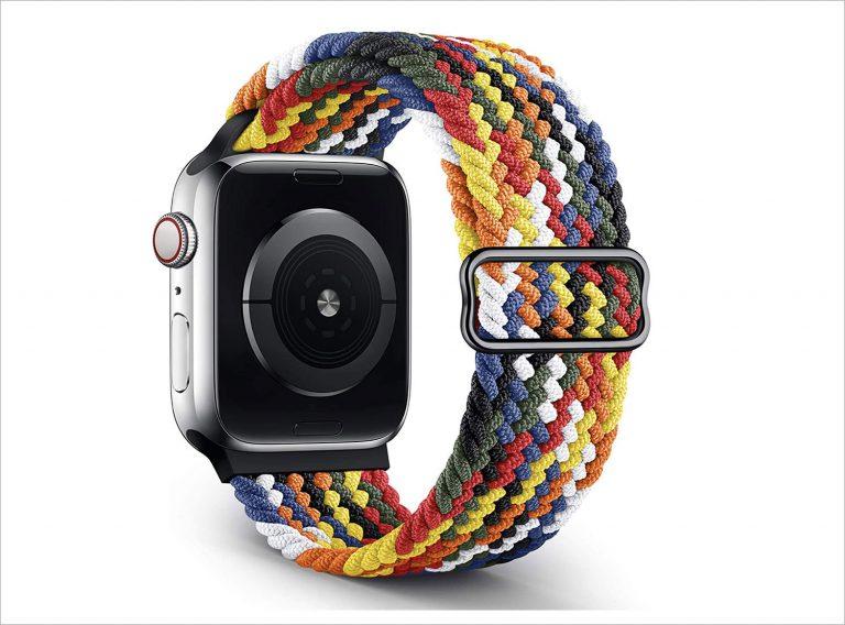 20 красивых ремешков для Apple Watch от сторонних производителей
