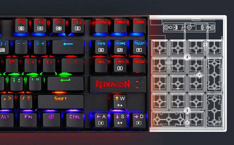 20 дешевых механических клавиатур, которые не сломают банк