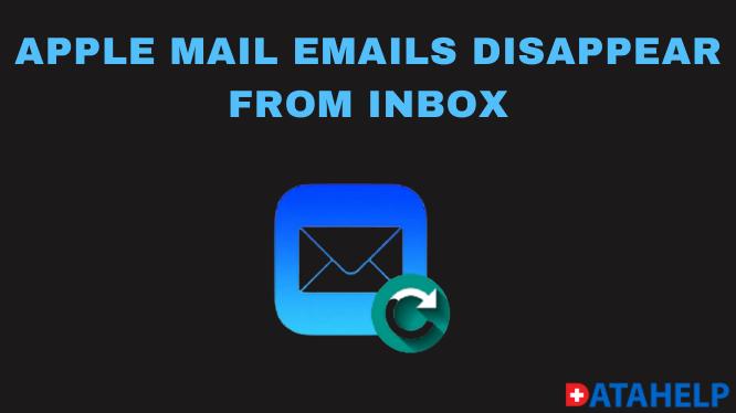 Электронные письма Apple Mail исчезают из входящих: проверенные и эффективные процедуры