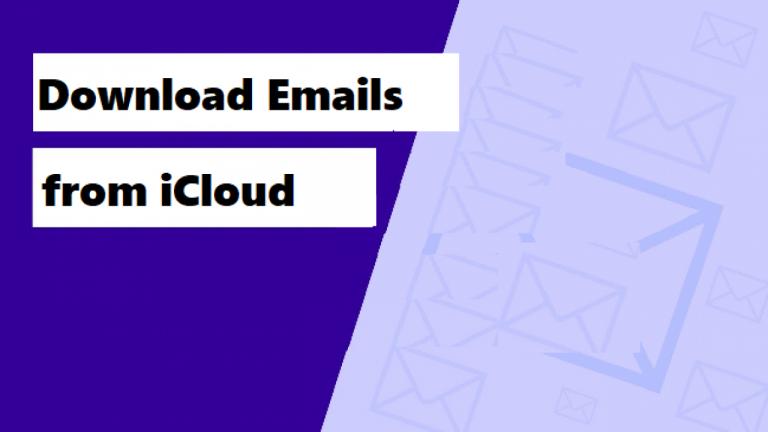 Загрузите электронные письма из iCloud – Руководство по передаче