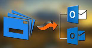 Перенос почты Windows Live Mail в Outlook вручную Пошаговые процедуры
