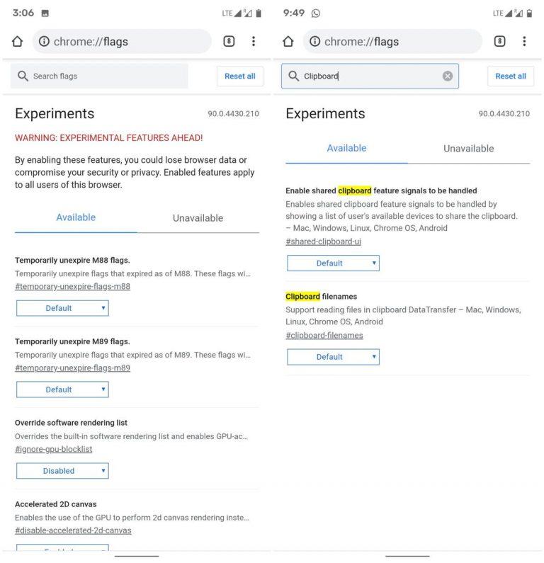 5 крутых способов поделиться страницами с Chrome на Android