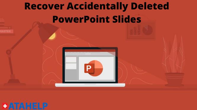 Восстановить случайно удаленные слайды PowerPoint: эффективные способы решения