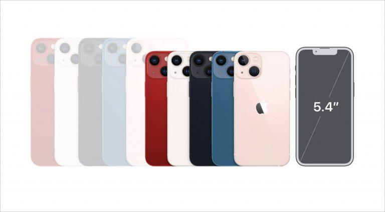 Цены на iPhone 13, Mini, Pro и Pro Max в Малайзии