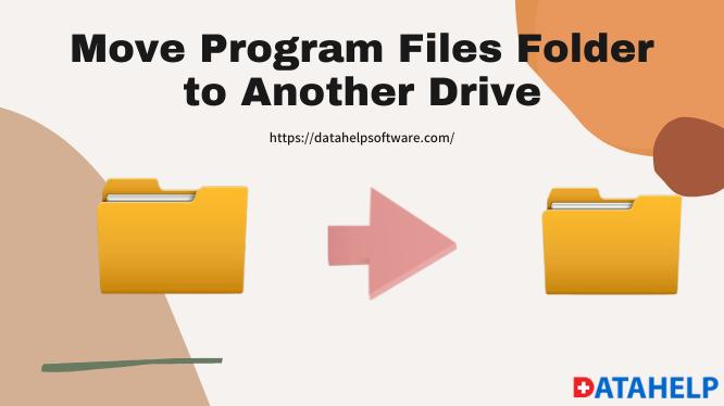 Переместить папку с файлами программы на другой диск – удобные и надежные способы