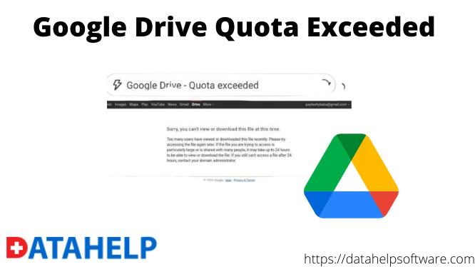 Превышена квота Google Диска — быстрые и надежные методы решения этой проблемы