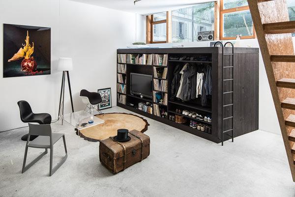 Домашний дизайн: 20 креативных способов увеличить жилое пространство